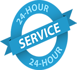 24 Hour Emergency Repair & Installation