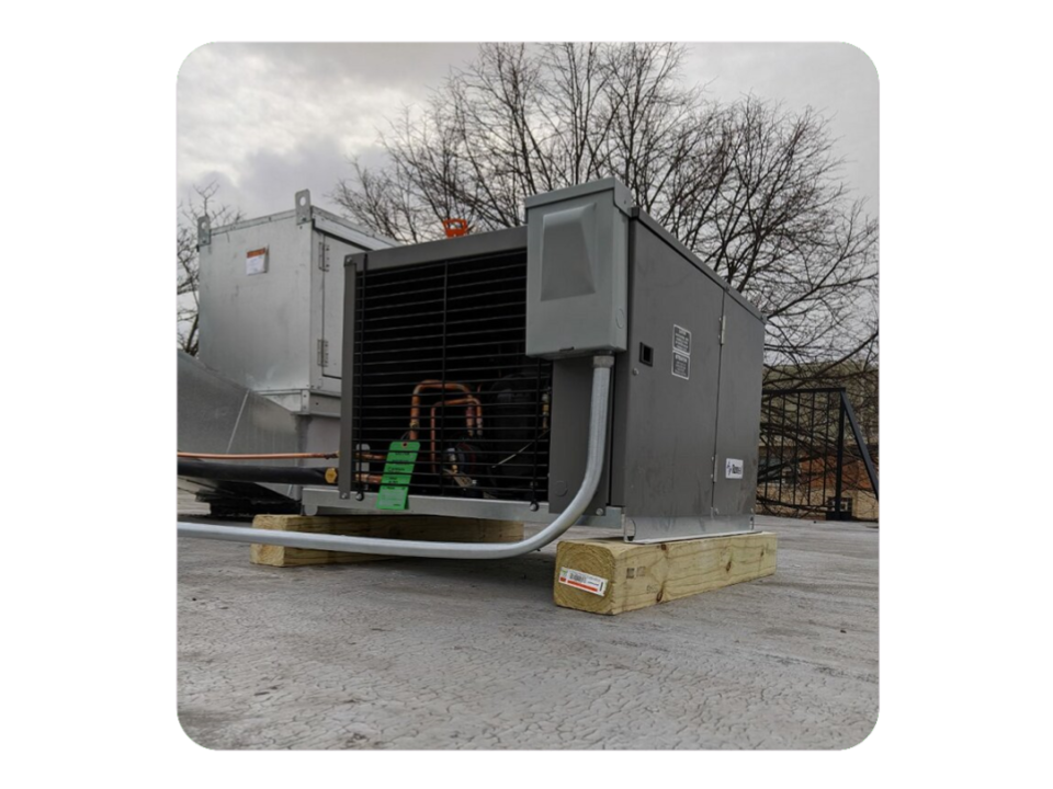 Refrideration Condensing Unit Chicago