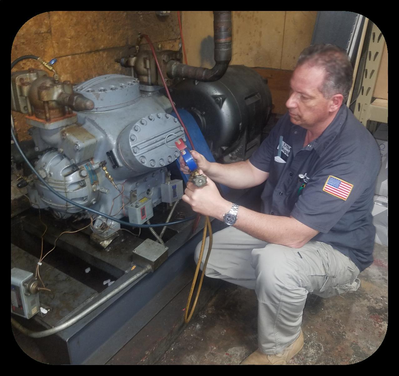 Carrier Compressor Repair